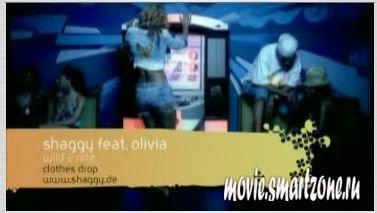 Shaggy feat. Olivia - Wild 2 nite (psp music video)