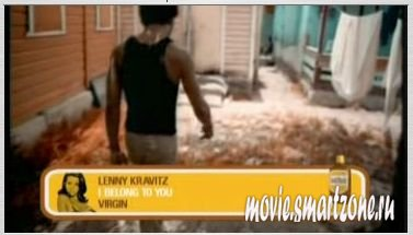 Lenny Kravitz - I belong to you (psp music video)