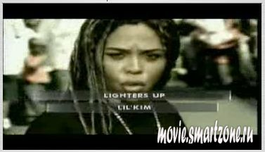 Lil'Kim - lighters up (psp music video)