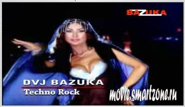 DVJ Bazuka - Techno Rock (psp music video)