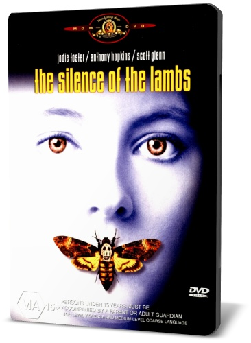 Молчание ягнят / The Silence of the Lambs (1991) HDTV 1080p + DVD5