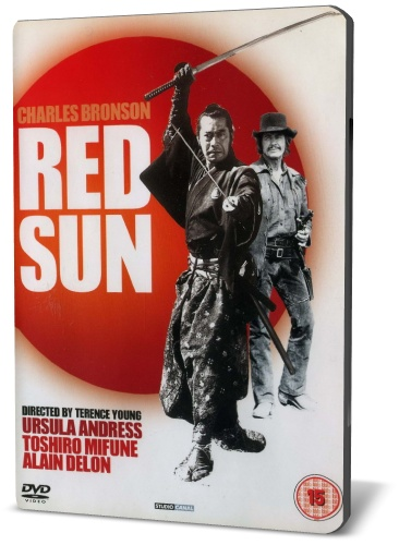 ������� ������ / Soleil rouge / Red sun (DVDRip-AVC) 1971 �.