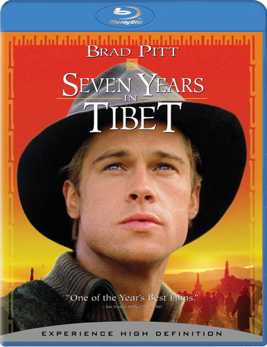 Семь лет в Тибете / Seven Years in Tibet (1997) HDTV 1080p + HDTV 720p + DVD9