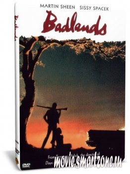 Пустоши / Badlands (1973) DVD9 + DVDRip