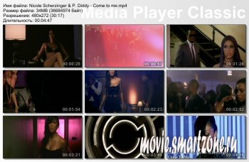 Nicole Scherzinger & P. Diddy - Come to me