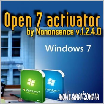 Open 7 Activator by Nononsence v.1.2.4.0