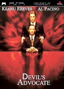 Адвокат Дьявола / The Devil's Advocate (1997) DVDRip (mp4/Psp)