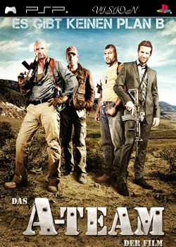 Команда А / The A-Team (2010) DVDRip (mp4/AvI)