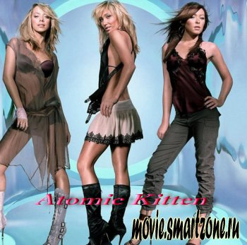 Atomic Kitten -  Videography 1998-2008 (2009) DVDRip