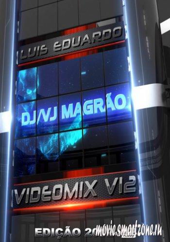 VA - Dj Magrao Videomix Vol.12 (2012) DVDRip