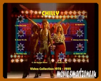 Chilly -  Video Collection 1978 – 1982 (2010) TVRip