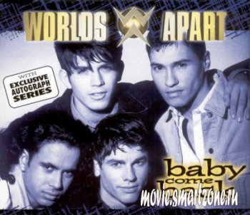 Worlds Apart - Baby Come Back (1995) DVDRip