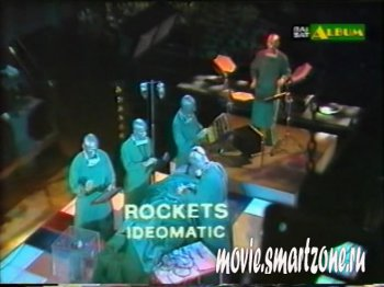 ROCKETS – Video Collection (2008) TVRip