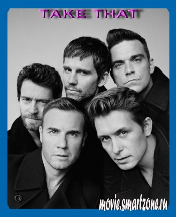 Take That - Never Forget: The Ultimate Collection (2005) DVDRip