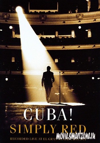 Simply Red – Cuba! (2005) DVDRip