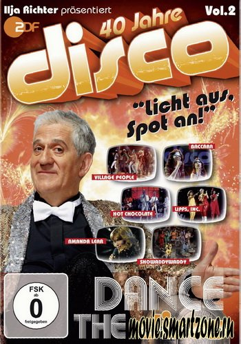 VA - 40 Jahre ZDF Disco.Vol.2 - Dance the Disco (2011) DVDRip