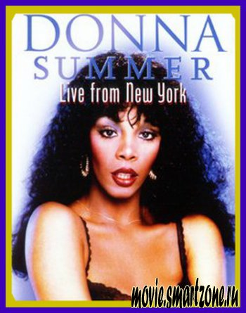 Donna Summer - Live from New York (1999) DVDRip