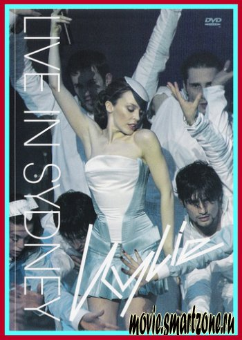 Kylie Minogue - Live In Sydney (2001) DVDRip