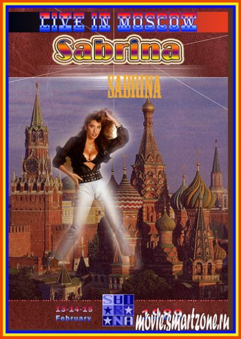 Sabrina in Moscow (1989) TVRip