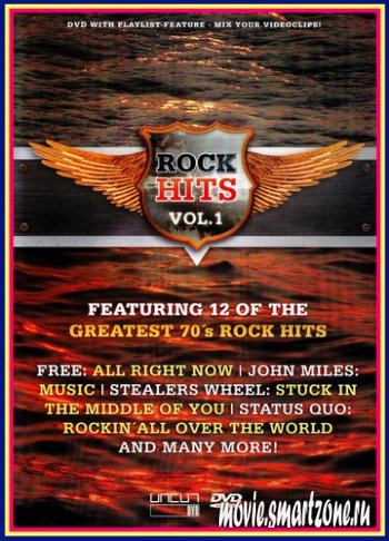 VA - Greatest 70's rock hits vol.1 (2002) DVDRip