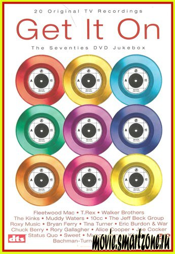 VA - Get It On - The Seventies DVD Jukebox (2003) DVDRip