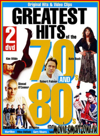 VA - Greatest Hits Of The 70's & 80's (2002) DVDRip