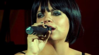 Lily Allen - It's Not Me, It's You (2009) DVDRip