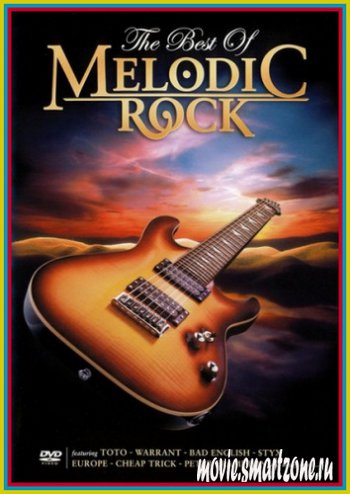 VА - The Best Of Melodic Rock (2003) DVDRip