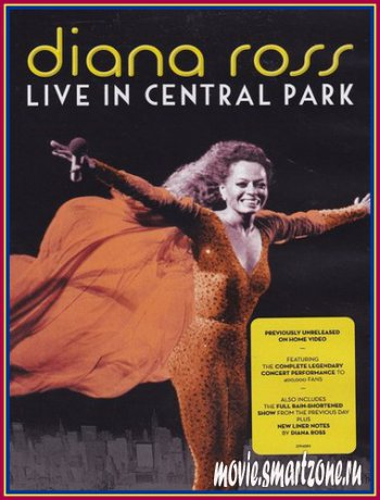 Diana Ross - Live In Central Park (1983) (2012) DVDRip