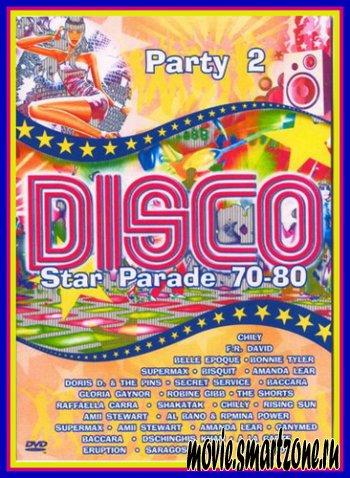 VA - Star Parade - Disco 70 - 80's (Disk 2) (2007) DVDRip