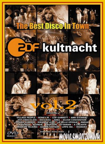 VA - ZDF KultNacht - The Best Disco in Town.vol.2 (2005) DVDRip