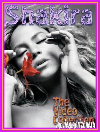 SHAKIRA - Videography 1996-2010 (2010) DVDRip