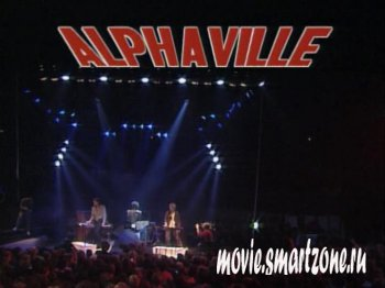 Alphaville – The Video Collection 1984 - 2011 (2016) TVRip