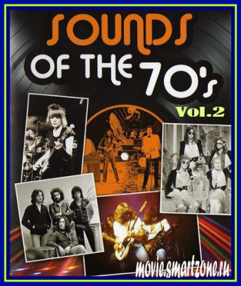 VA - Sounds Of The 70s.vol.2 (2017) DVDRip