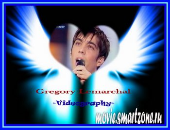 Gregory Lemarchal  - Videography (2008) DVDRip