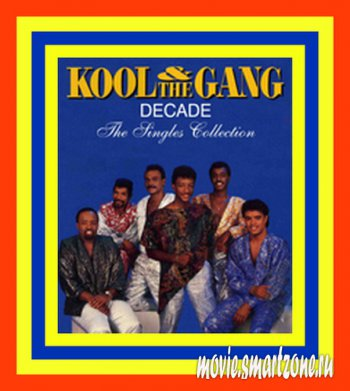 Kool & The Gang - Decade, The Singles Collection (1987) DVDRip