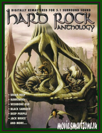 VA - Hard Rock Anthology (2003) DVDRip