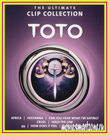 TOTO - THE ULTIMATE CLIP COLLEСTION (2004) DVDRip