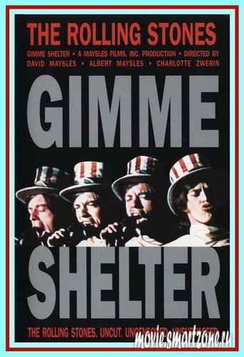 The Rolling Stones - Gimme Shelter (2009) DVDRip